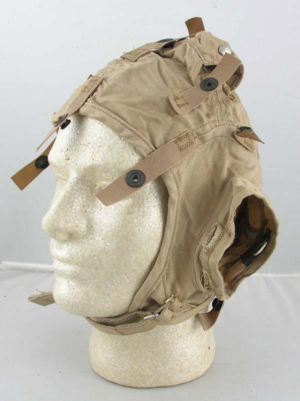 Cloth helmet cover